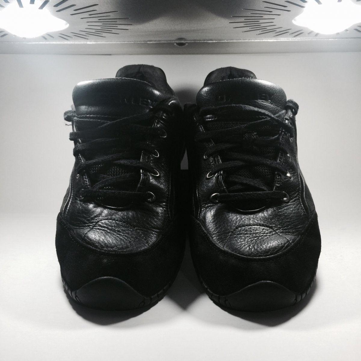 Oakley Shoes Size 12.5 Original Rip Cords Black/Chrome - Oakley Rip Cord Black Chrome (2).jpg