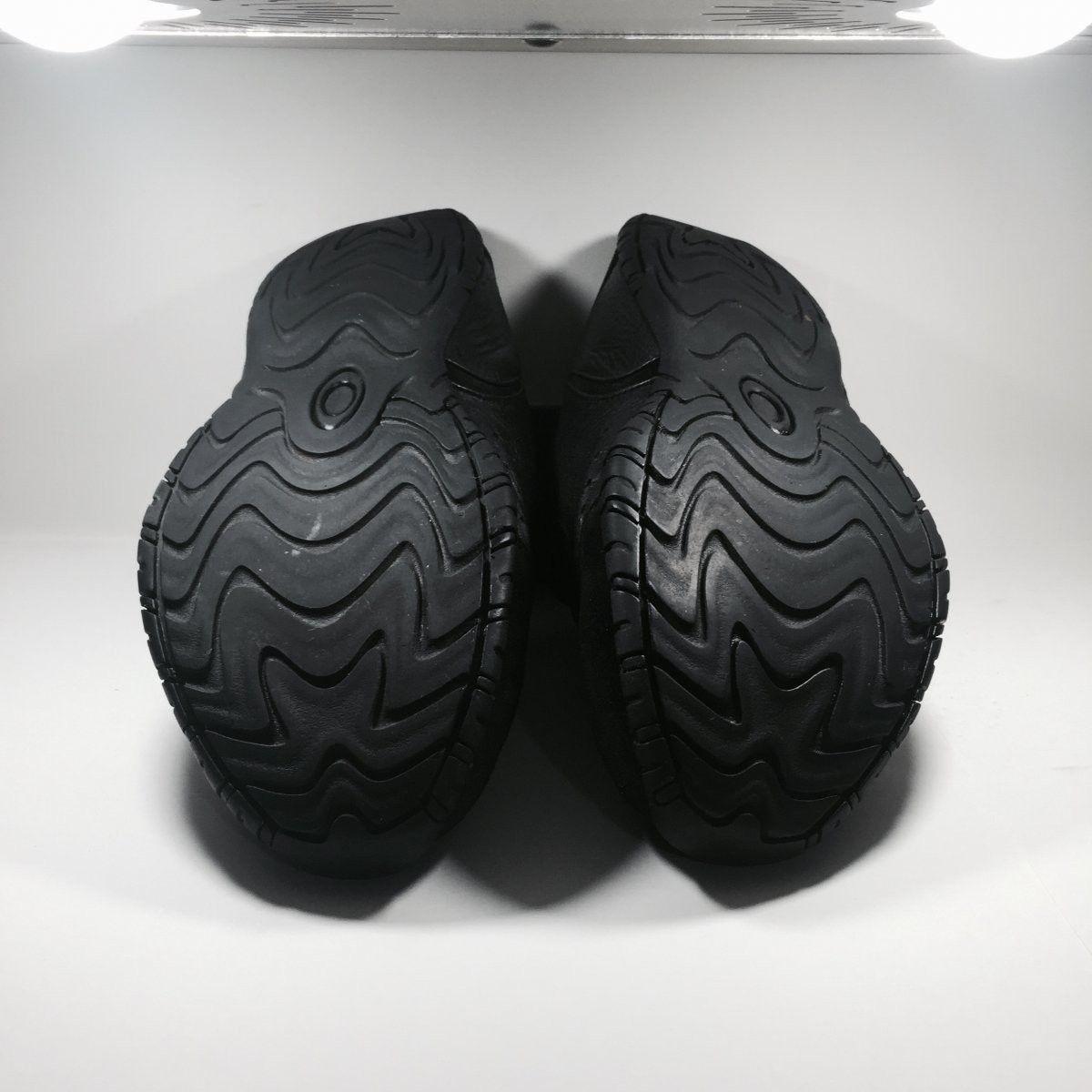 Oakley Shoes Size 12.5 Original Rip Cords Black/Chrome - Oakley Rip Cord Black Chrome (5).jpg