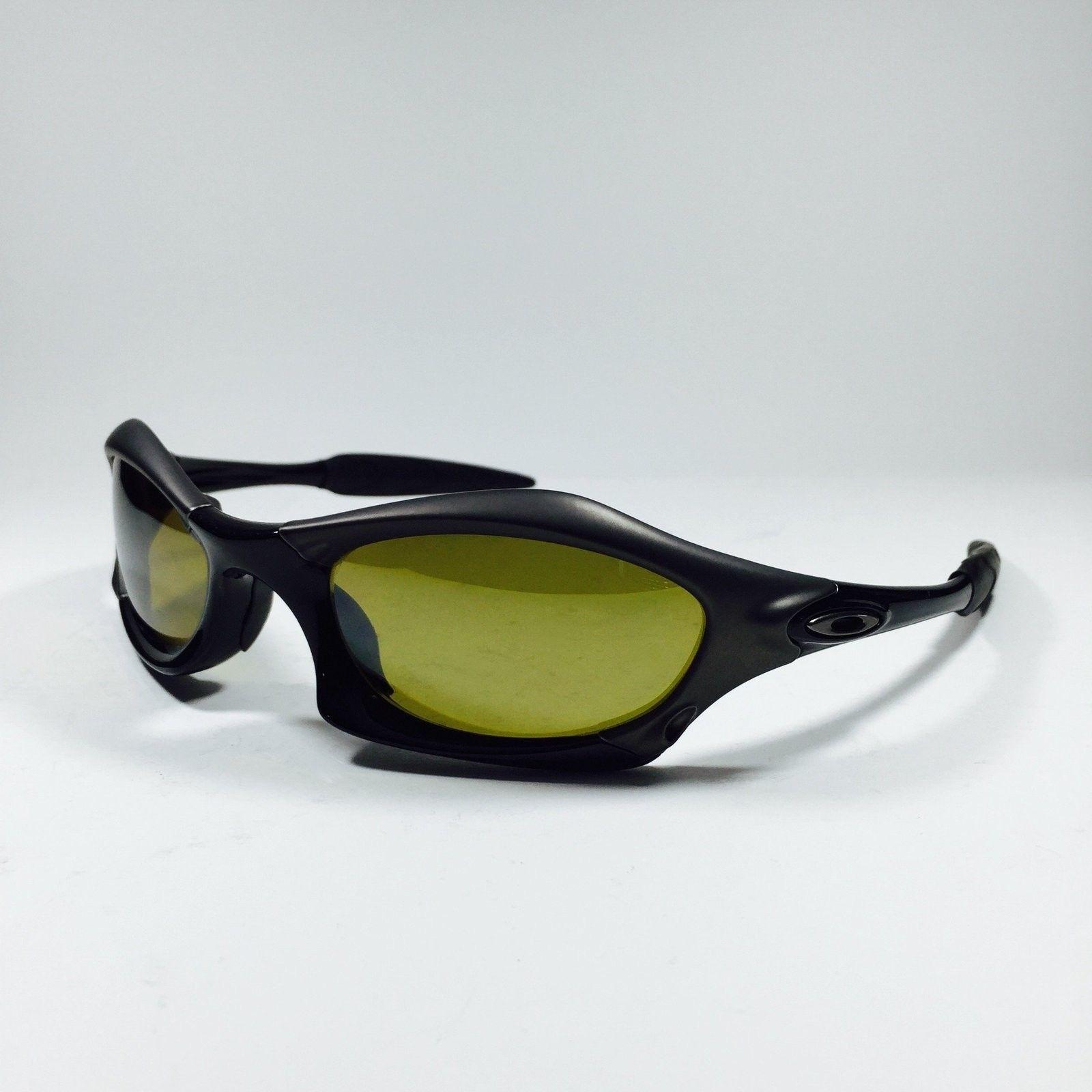 Oakley Splice Gunmetal Amber Black Iridium Polarized (2).jpg
