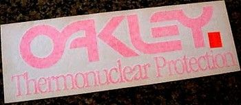 WTB Oakley Stickers/decals - oakley-sticker.jpg