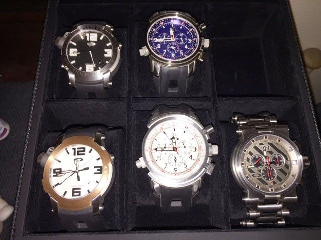 My Small Watch Collection - Oakley Watches.jpg