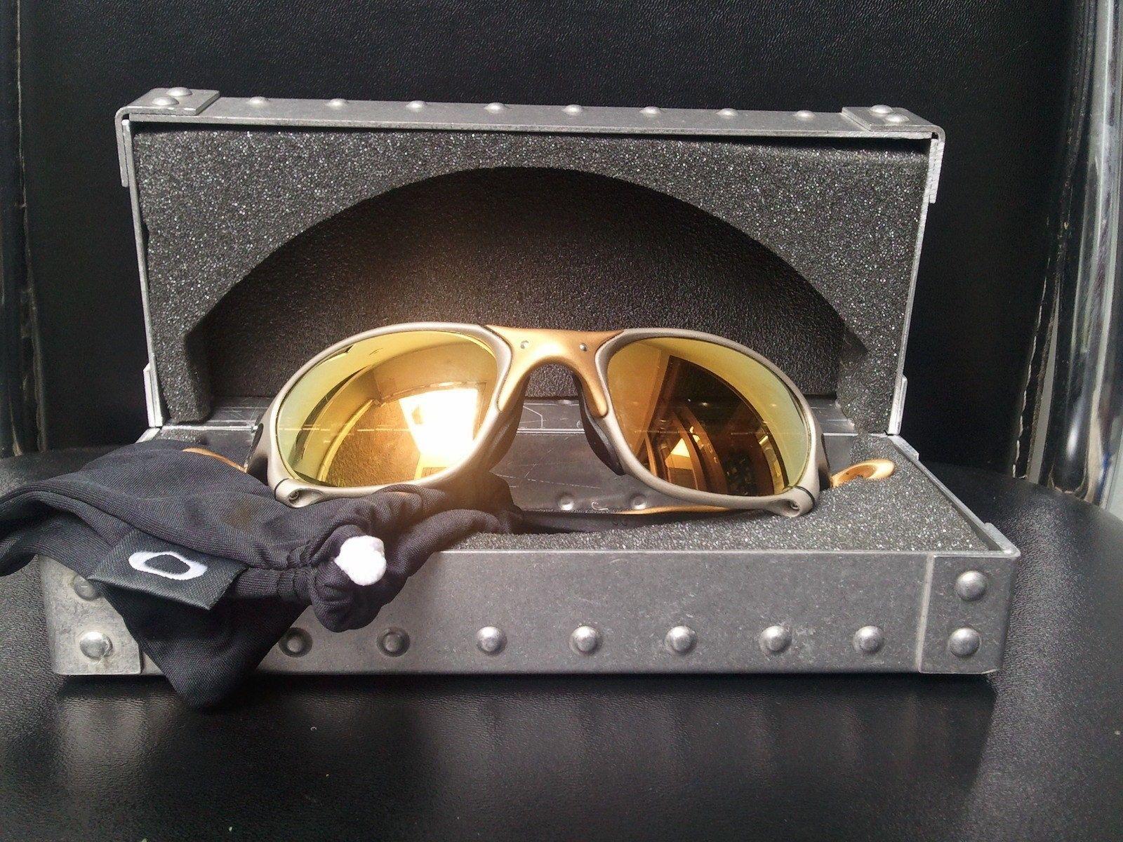 Oakley Forum 10,000 Member Giveaway - Oakley_XMetal_XX_24K_Sunglasses.JPG