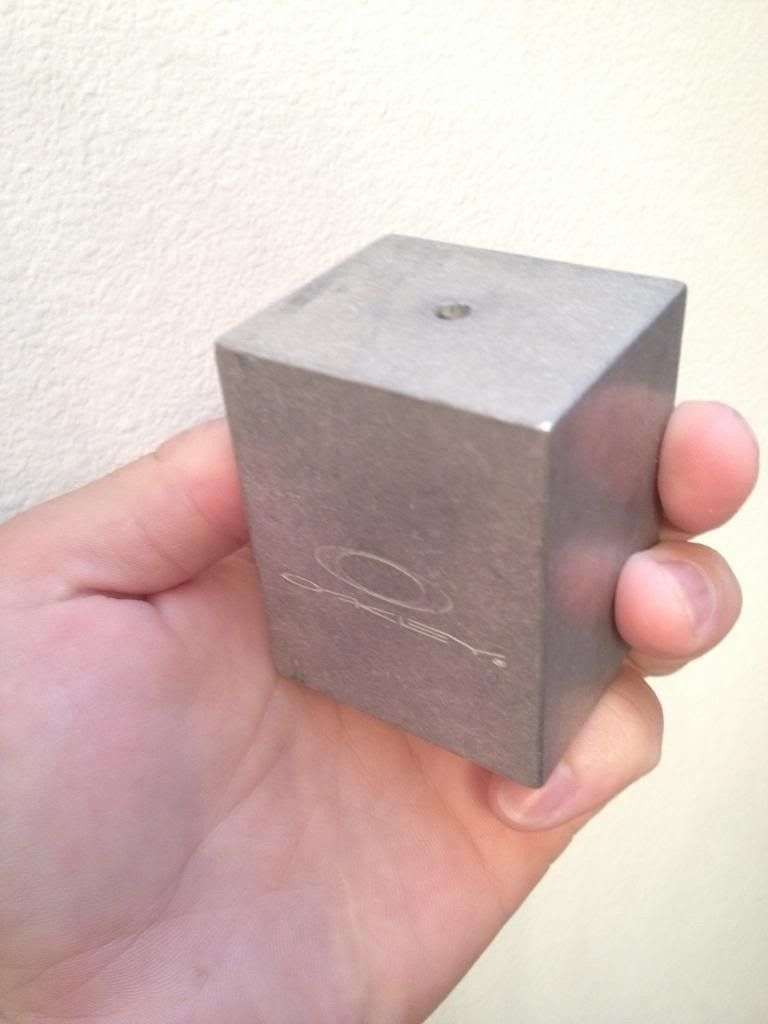 Small Rectangle Display Stand - What Was It Used For? - OakleyCube_zpsc7473981.jpg
