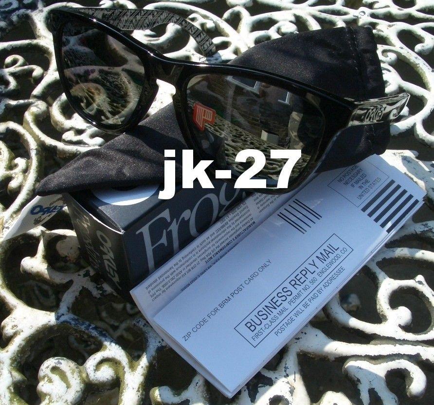 Frogskins For Sale...Mastermind, Beauty & Youth, Rag & Bone, Skate Deck & More - OakleyFrogskinsMastermindPolished5_zpsa445e8b6.jpg