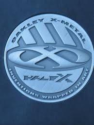 Oakley Romeo 2 And Half X Coins - OakleyHalfXCoinFrontjpg.jpg
