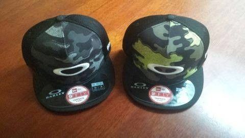 Skull Cup 2.0 Camo Print Snap Back Olive Camo And Night Camo - OakleyHats_zpsdb0438c2.jpg