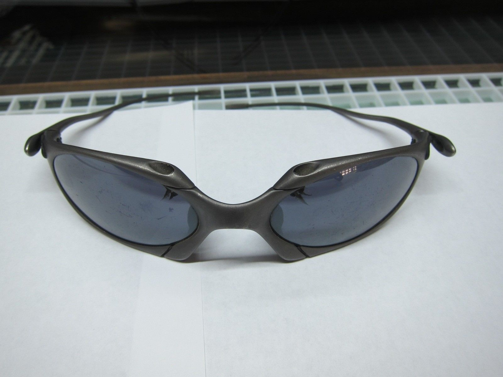 Oakley X-metal Romeo 1 Authentic? - oakleyromeo1-front.JPG