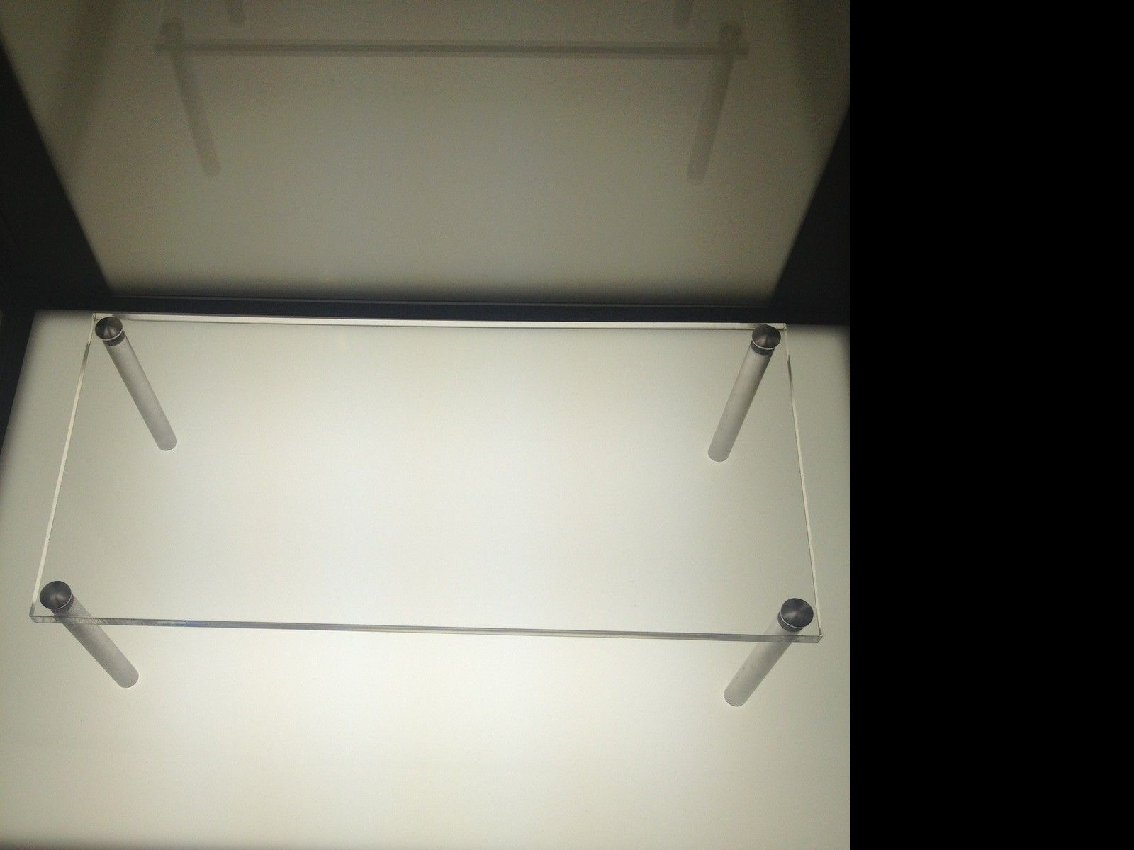 Brand New Oakley Acrylic Display Shelf $65.00 Shipped To USA - oakleyshelf03.jpg