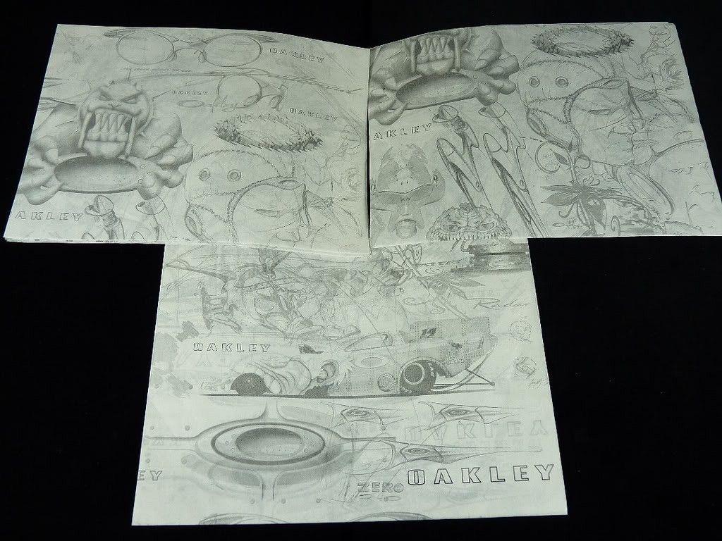 "Oakley ""Sketch"" Notebook..... - OakleyTissue.jpg"