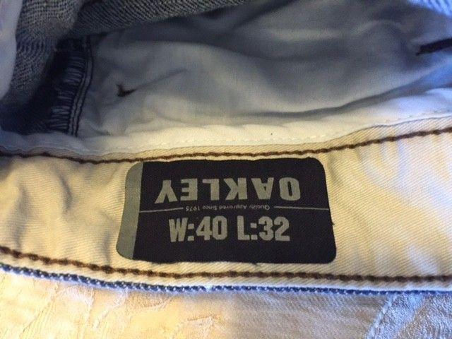 Oakley Jeans 40x32 - Ojeans.JPG
