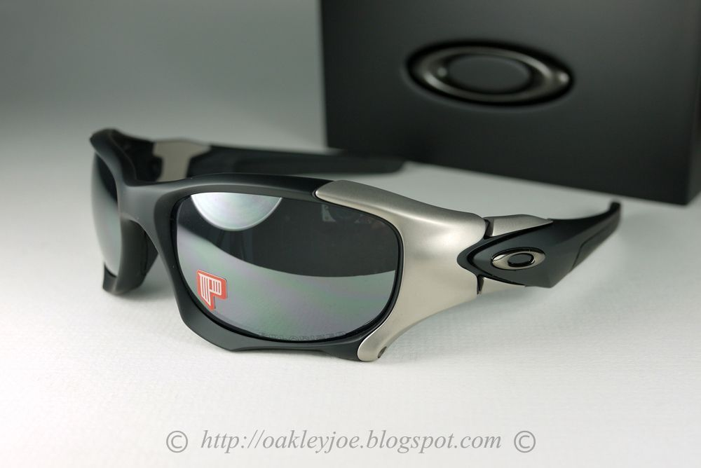 What lenses should I put in a matte black PB2? - OO9137-01+pitboss+2+matte+black+++black+iridium+polarized+oakley+joe.JPG