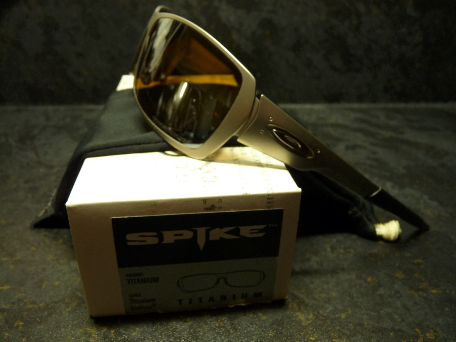 HOLBROOK (Clear W/ Chrome Iridium) And SPIKE (Titanium W/ Titanium Iridium) - p1080651m.jpg
