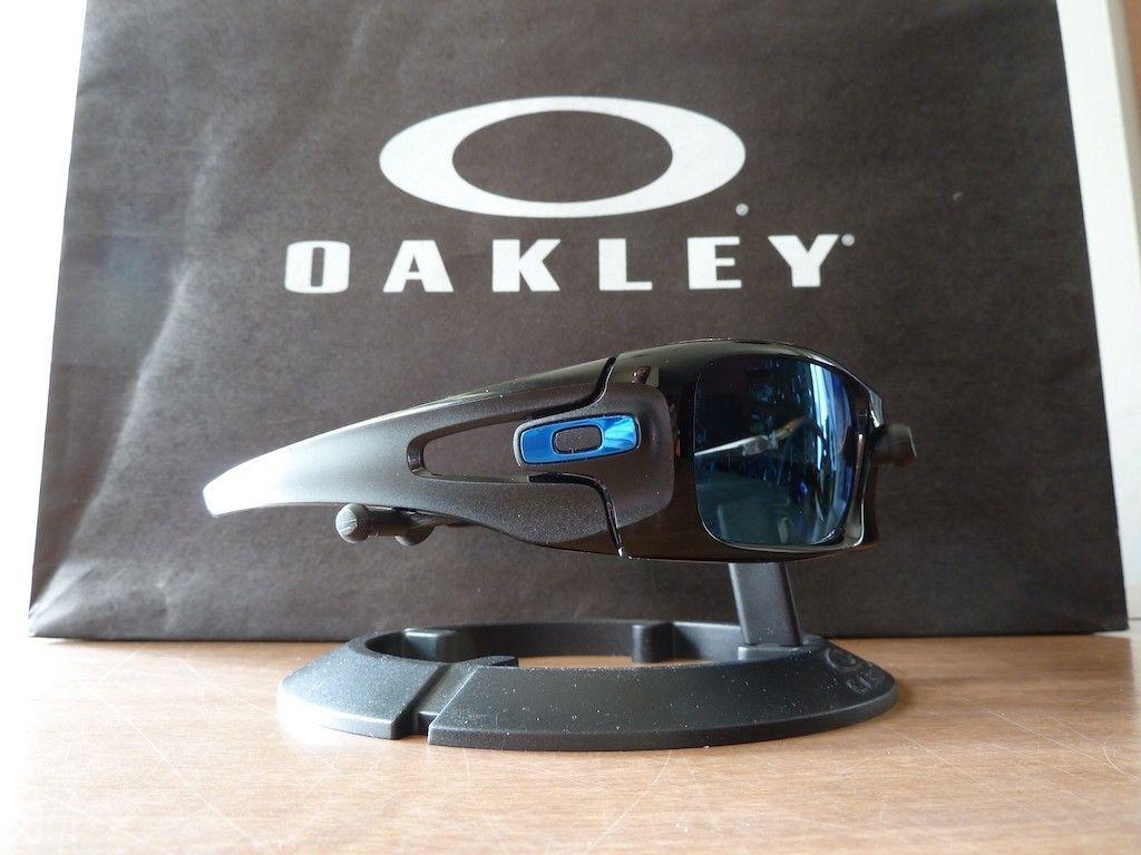 Custom Crankcase - Polished Black w/ Ice Iridium Polarized lenses - P1100507.JPG