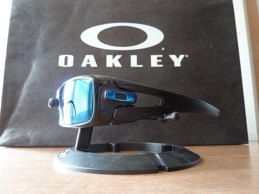 Custom Crankcase - Polished Black w/ Ice Iridium Polarized lenses - P1100508.JPG