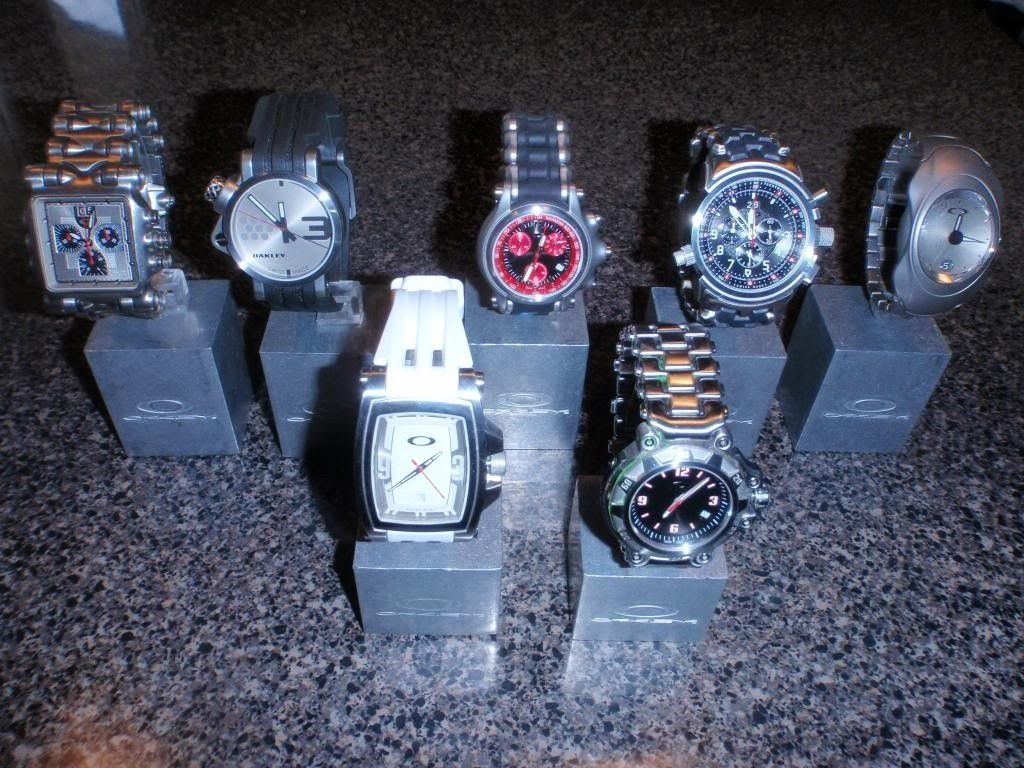 My UPDATED Oakley Watch Collection........ - P3021632_zpse945f3ad.jpg