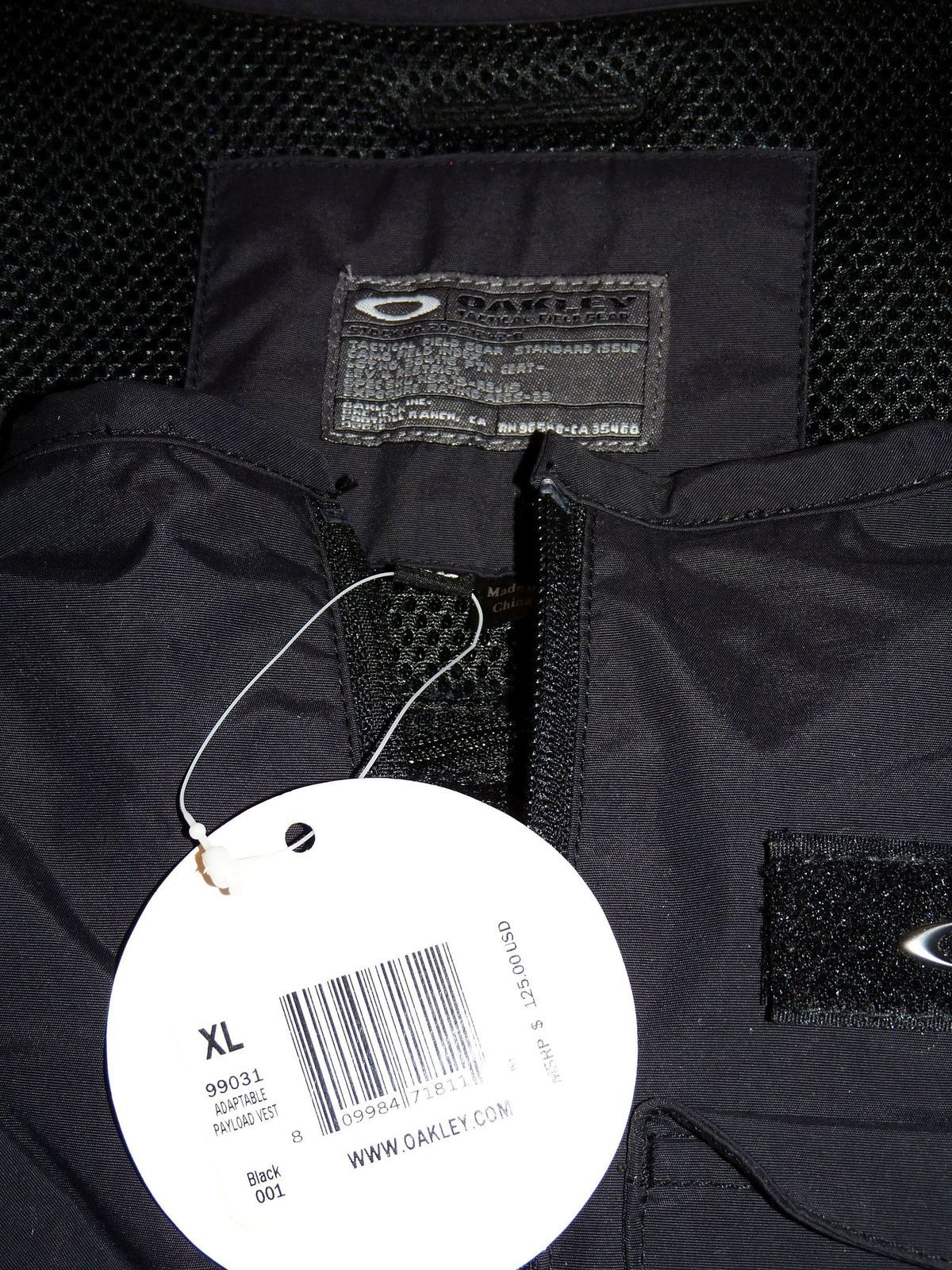 mens tactical AP vest XL unworn with tag + AP daypack !!! - p5warp9j.jpg