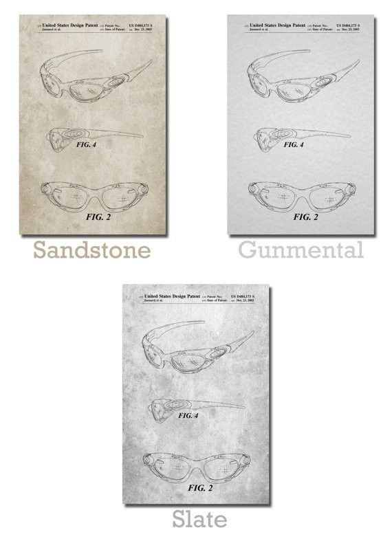 Oakley Patent Prints (Crankcase & Plate) - Patent Print Plate (v).jpg