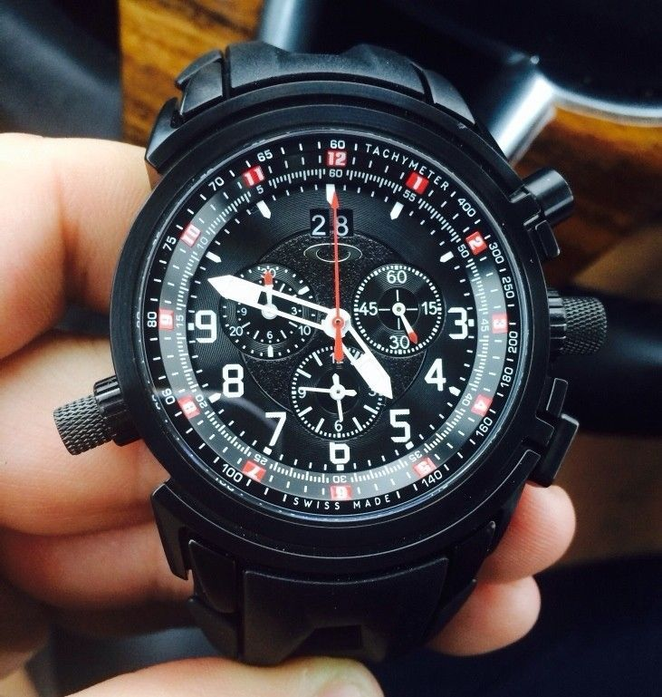 12 Gauge Watch - All Black With Rubber Strap - pemevahe-jpg.5747.jpg
