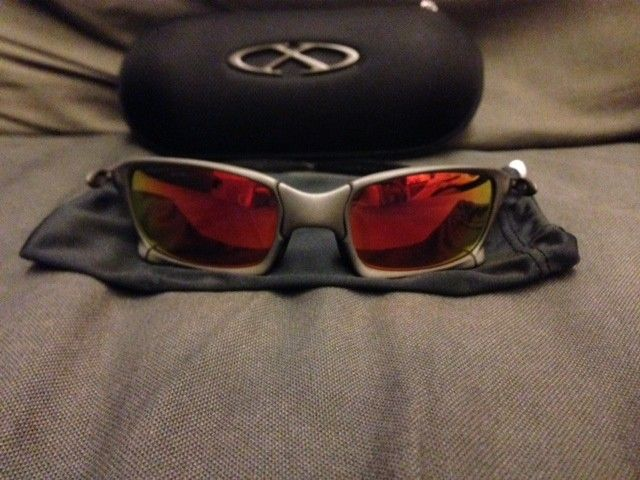 X metal X squared with ruby lens 300USD - photo 1-39.JPG