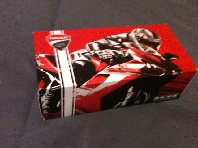 Ducati Fives W/Oakley Cleaning Kit - photo-1.jpg
