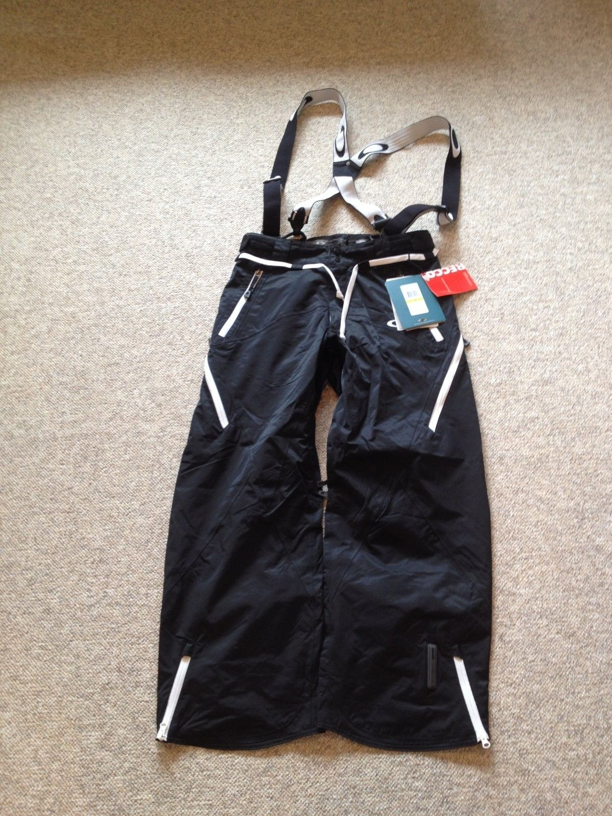 Men's Ascertain Snow Pants size M - photo 1.JPG