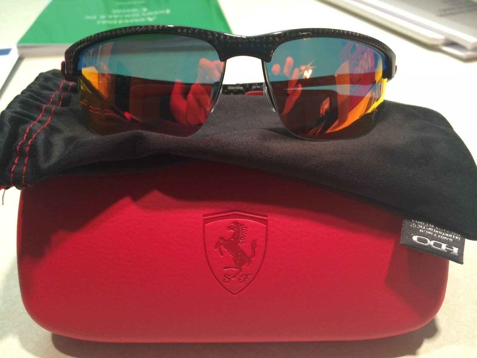 Today's purchase - Black/Red RadarLocks - photo 2 (1).JPG