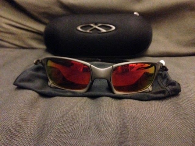 X metal X squared with ruby lens 300USD - photo 2-38.JPG