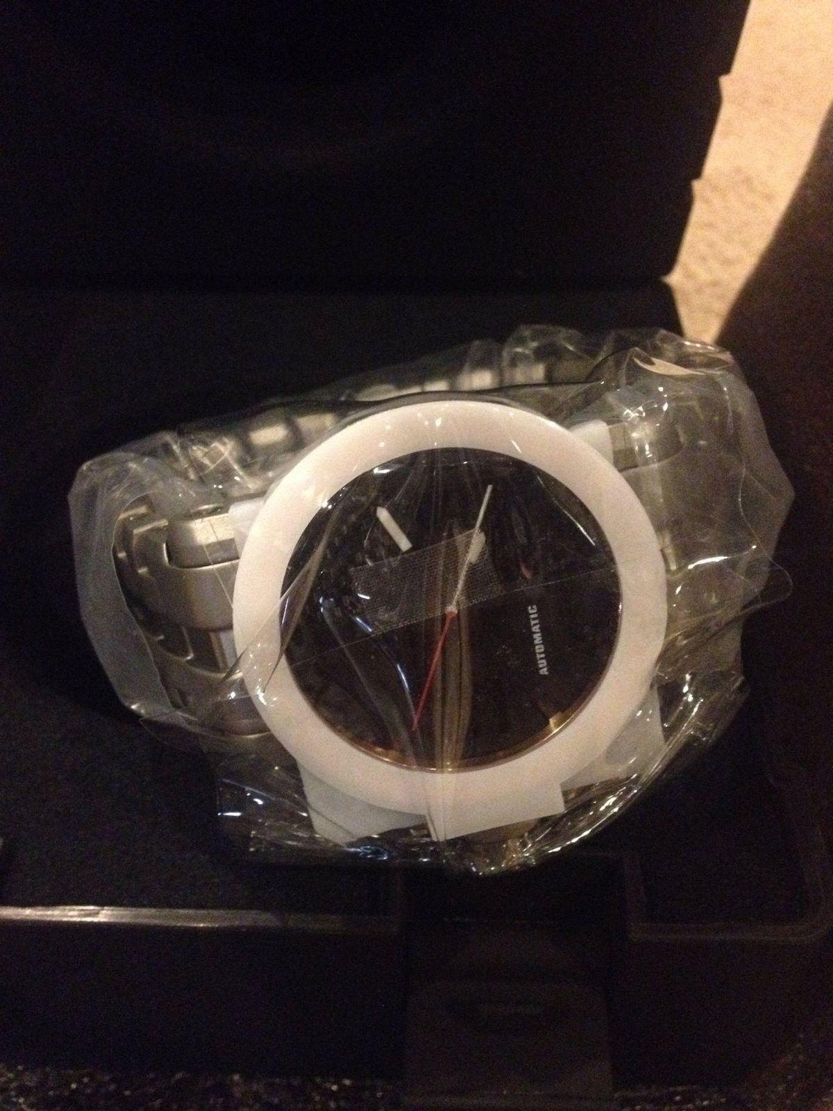 Gearbox Automatic--Titanium Band--New in Box - photo 2.JPG