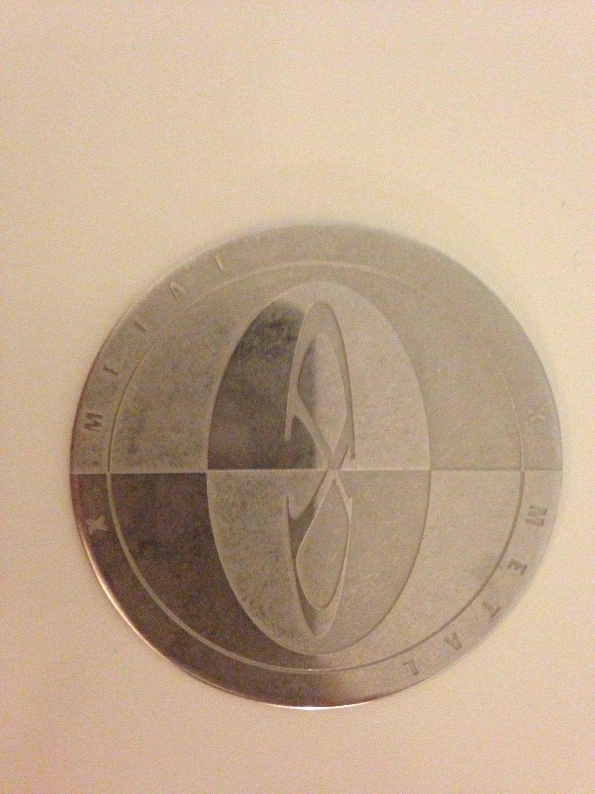 Romeo 1 Coin 1997 - photo 2.JPG