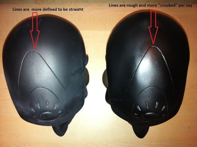 Tell-tale Sign A Shadow Head BOB Near You Is A Replica! So BEWARE! - photo%25201.JPG
