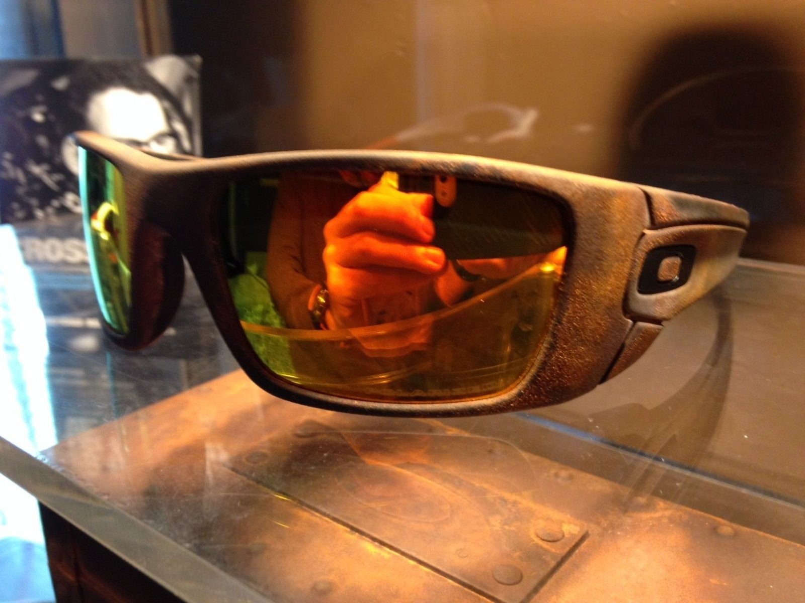 New Polarized Fallout Two Face Tortoise And Airwave! - photo 3.JPG