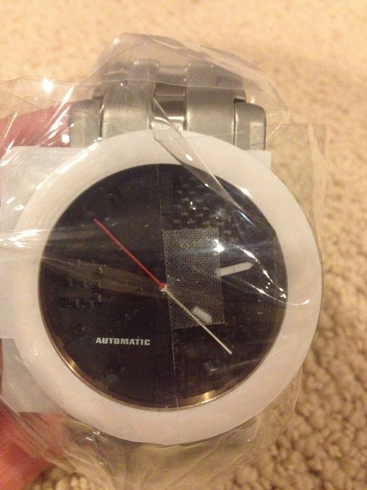 Gearbox Automatic--Titanium Band--New in Box - photo 3.JPG