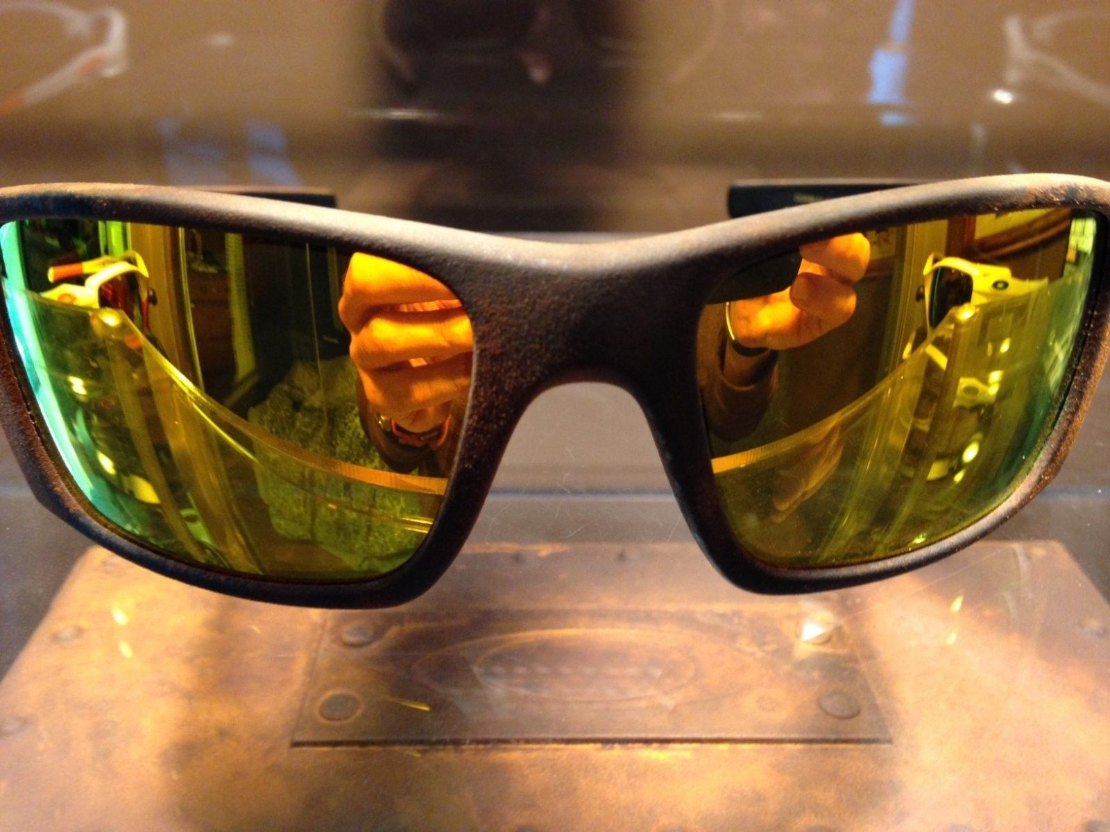 New Polarized Fallout Two Face Tortoise And Airwave! - photo 4.JPG