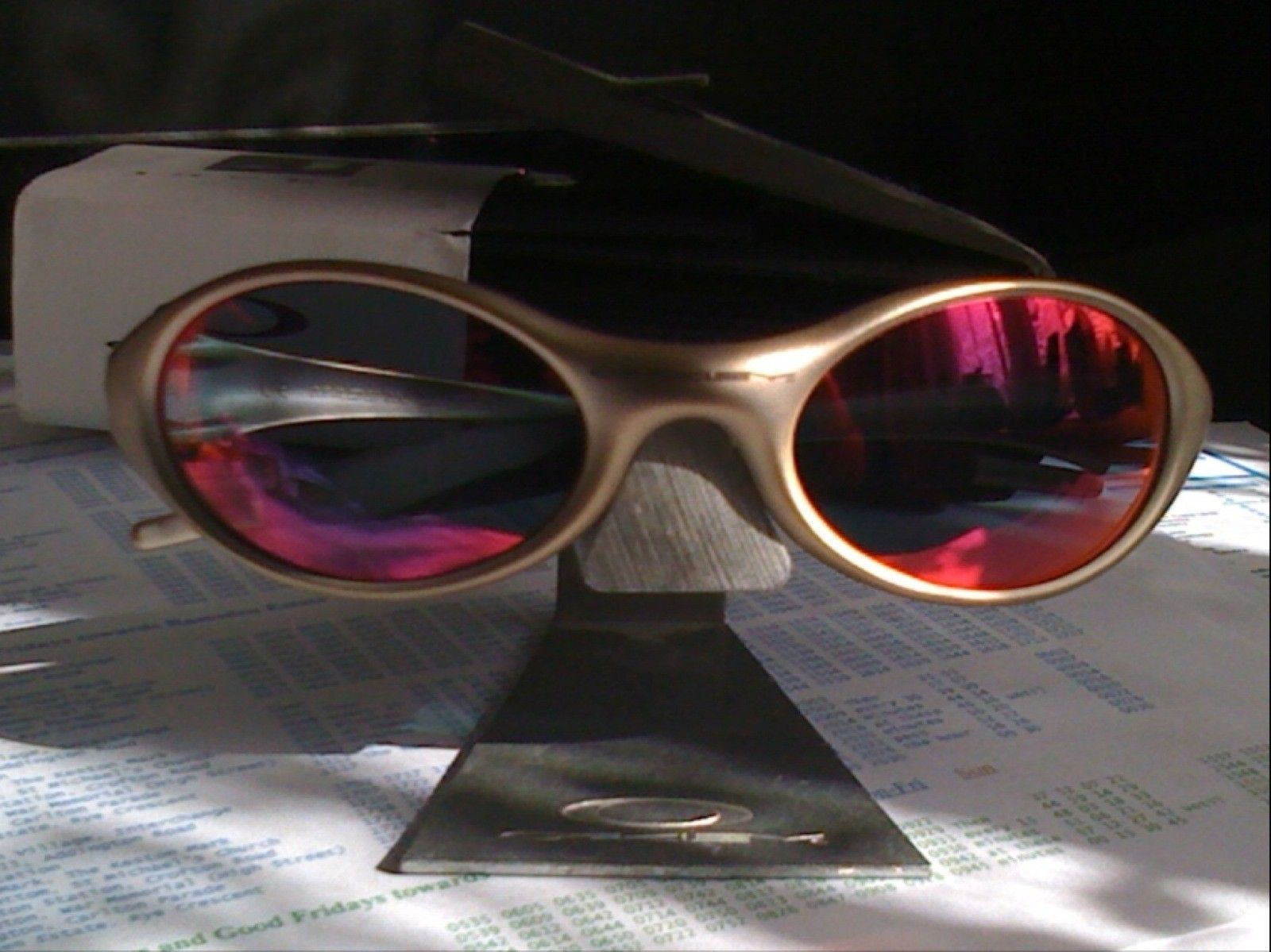 Pic Now Up: Update On My FMJ Whites-+Red Lenses - photo-4.jpg