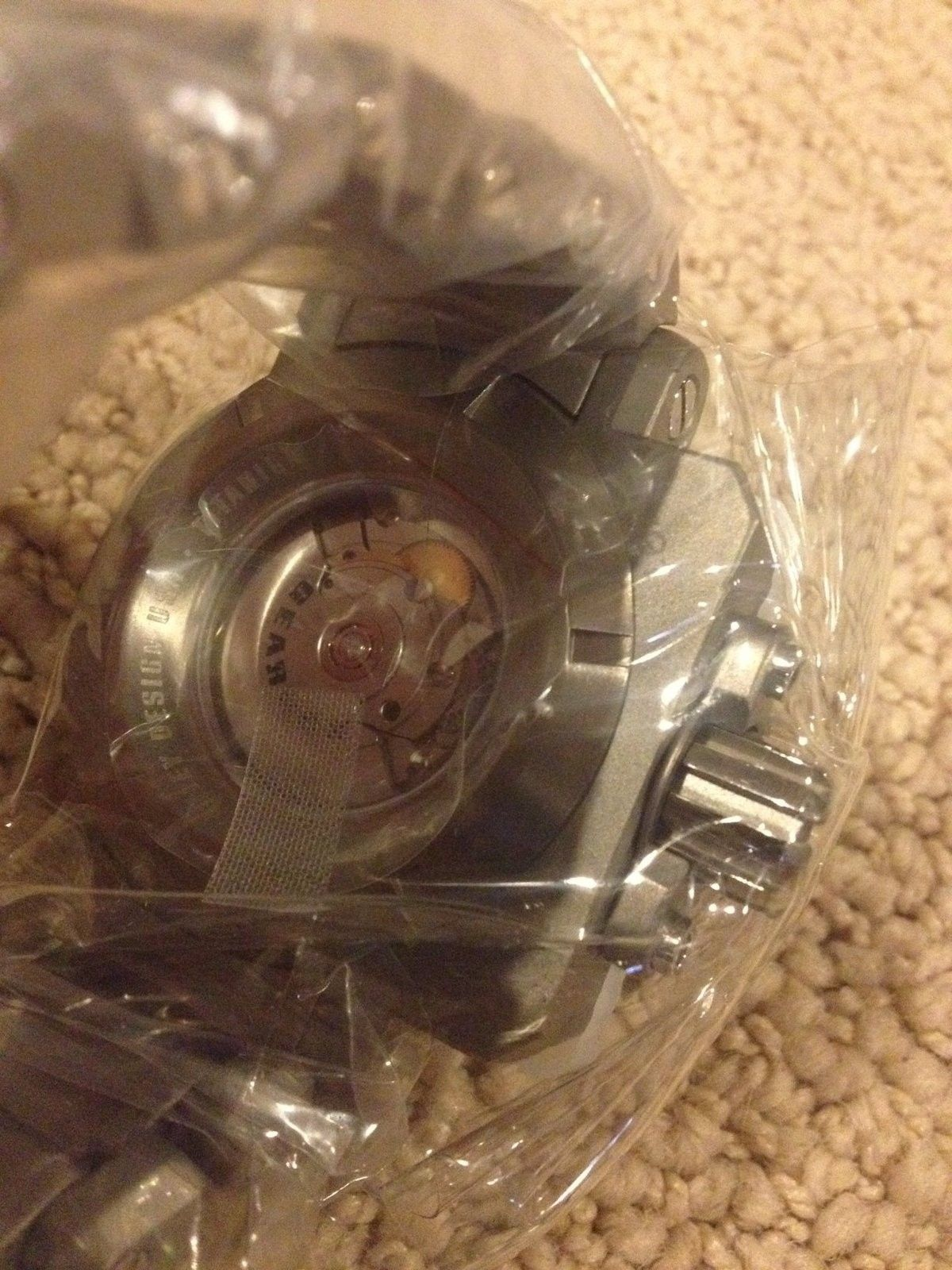 Gearbox Automatic--Titanium Band--New in Box - photo 5.JPG