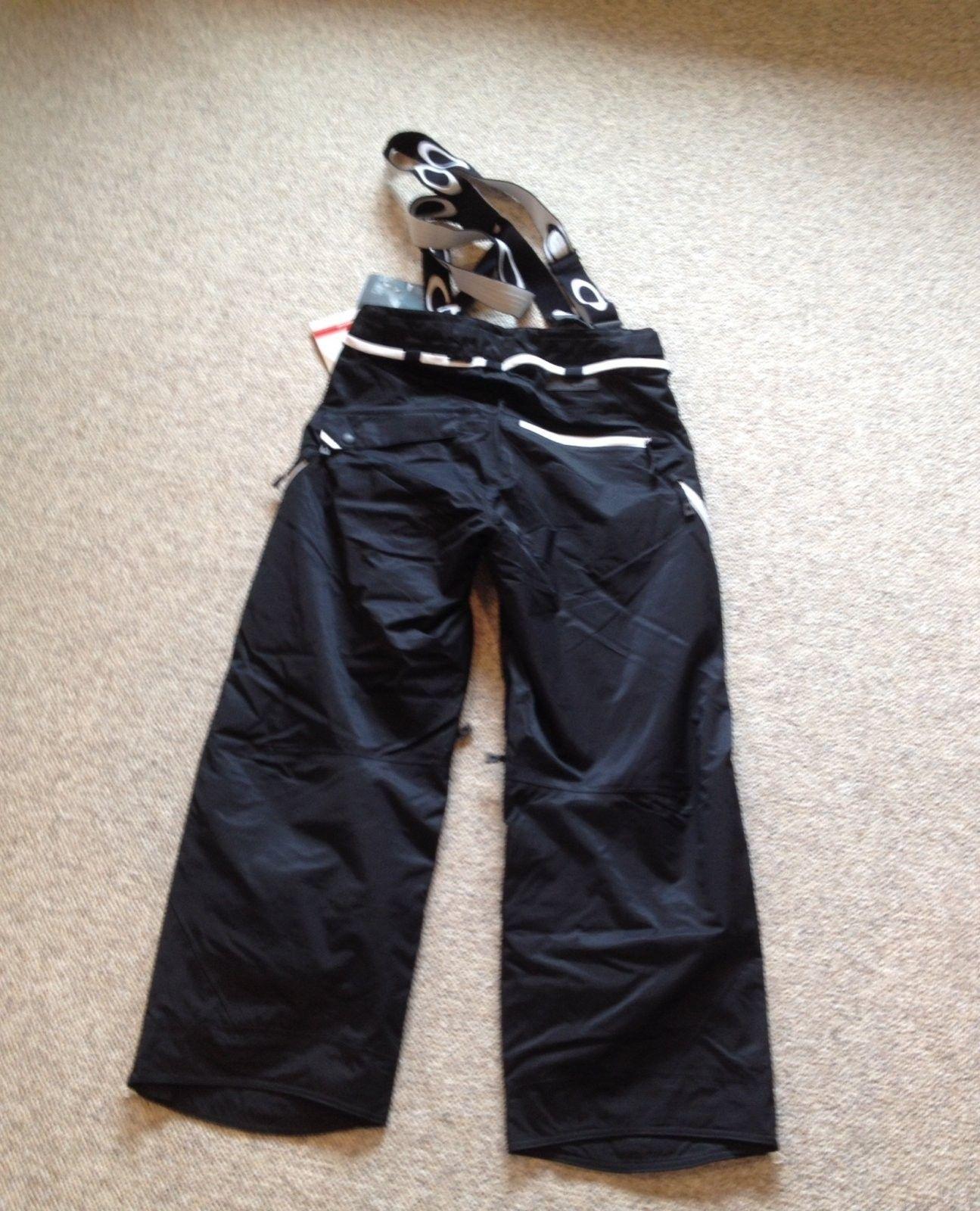 Men's Ascertain Snow Pants size M - photo-8.JPG