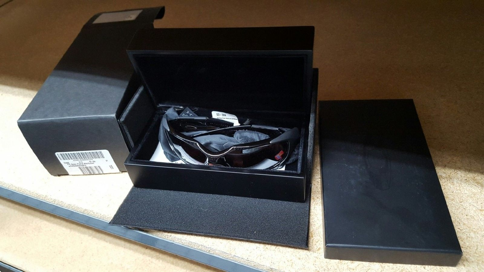 Pit Boss 1 Polished w/ VR28 Black Polarized BNIB - Photo Mar 10-3.jpeg
