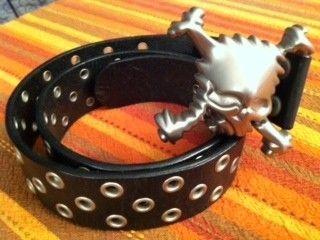 Oakley Skull Belt Black Size S - photo-vi.jpg