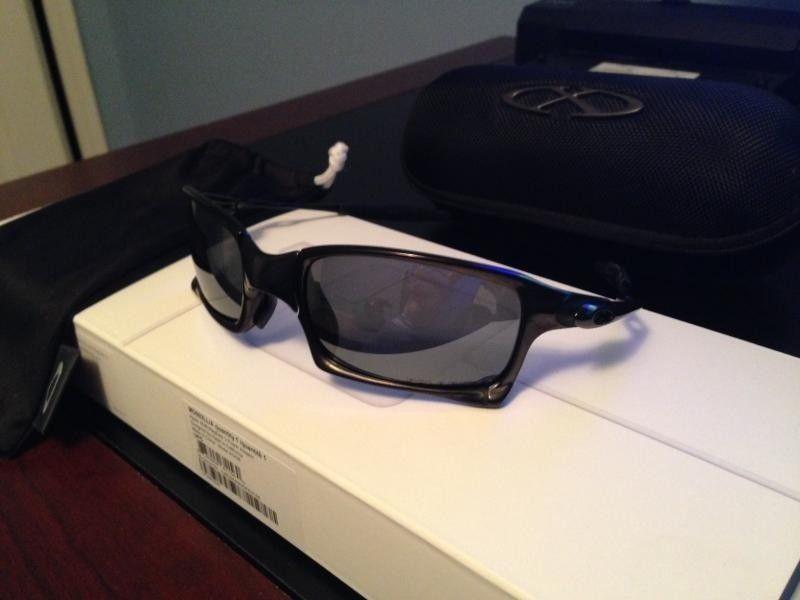 Oakley X-Metal Polarized X Squared Polished Carbon Black Iridium - photo1-11.jpg