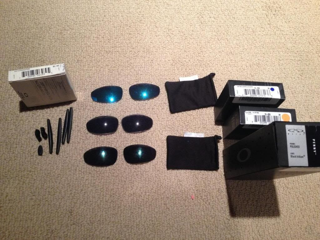Juliet Accessories: Used Lenses, Rubbers, Aftermarket Lenses, Penny Box - photo12.jpg