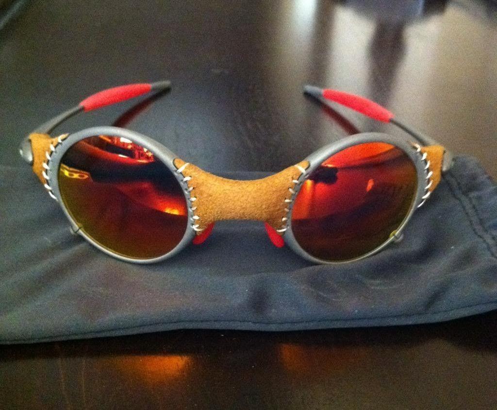 Oakley Mars Leather W/ruby Iridium - photo12.jpg