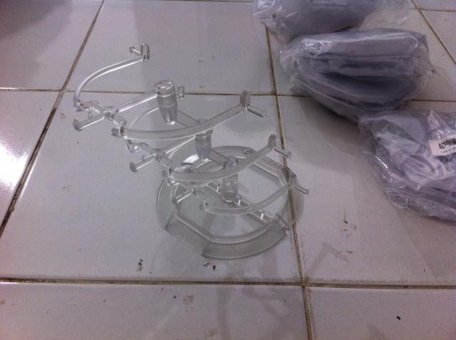 4.0 Riser, New Design Oakley Clear Plastic Stand 3tier And 2tier - photo16_zps350b4e08.jpg
