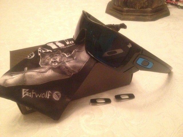 Oakley Batwolf Black Ink/Ice Iridium - photo16al.jpg