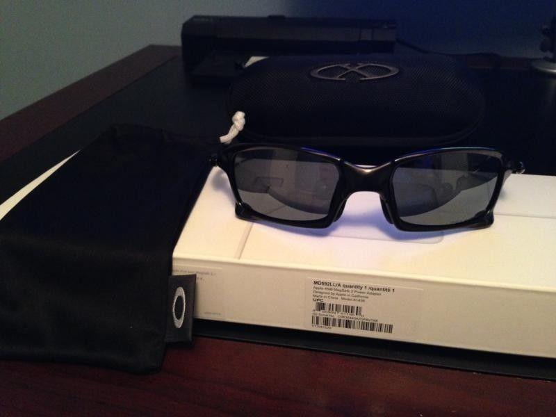 Oakley X-Metal Polarized X Squared Polished Carbon Black Iridium - photo2-11.jpg