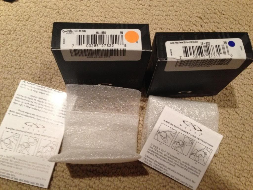 Juliet Accessories: Used Lenses, Rubbers, Aftermarket Lenses, Penny Box - photo2-12.jpg