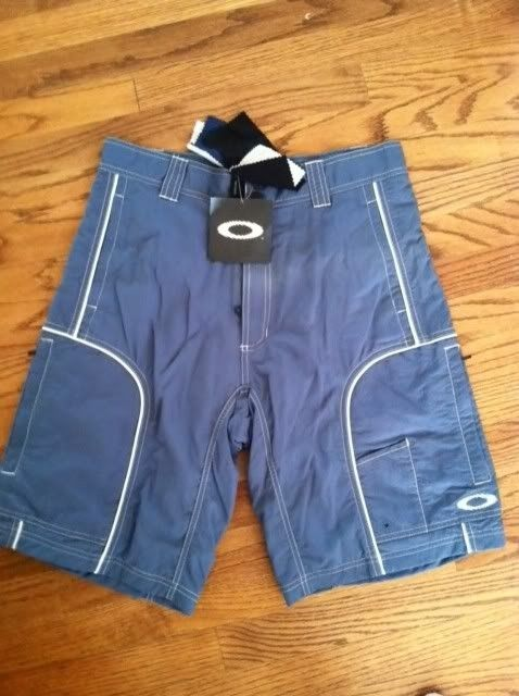 Mens Oakley Software Tech Short 2.1 Shorts - photo21-1.jpg