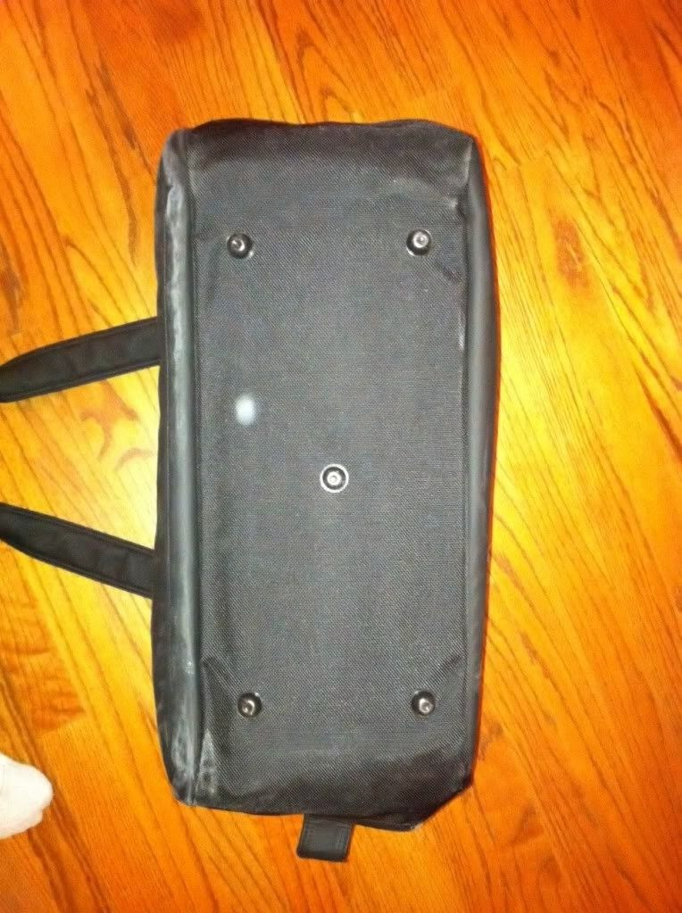 FS/FT   RARE! Japanese Issued Oakley Shoulder Golf Bag - photo24.jpg