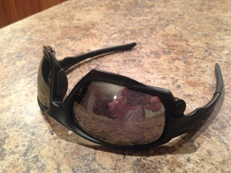 Oakley Jawbone Matte Black With Black Iridium Non-vented - photo3-5.jpg