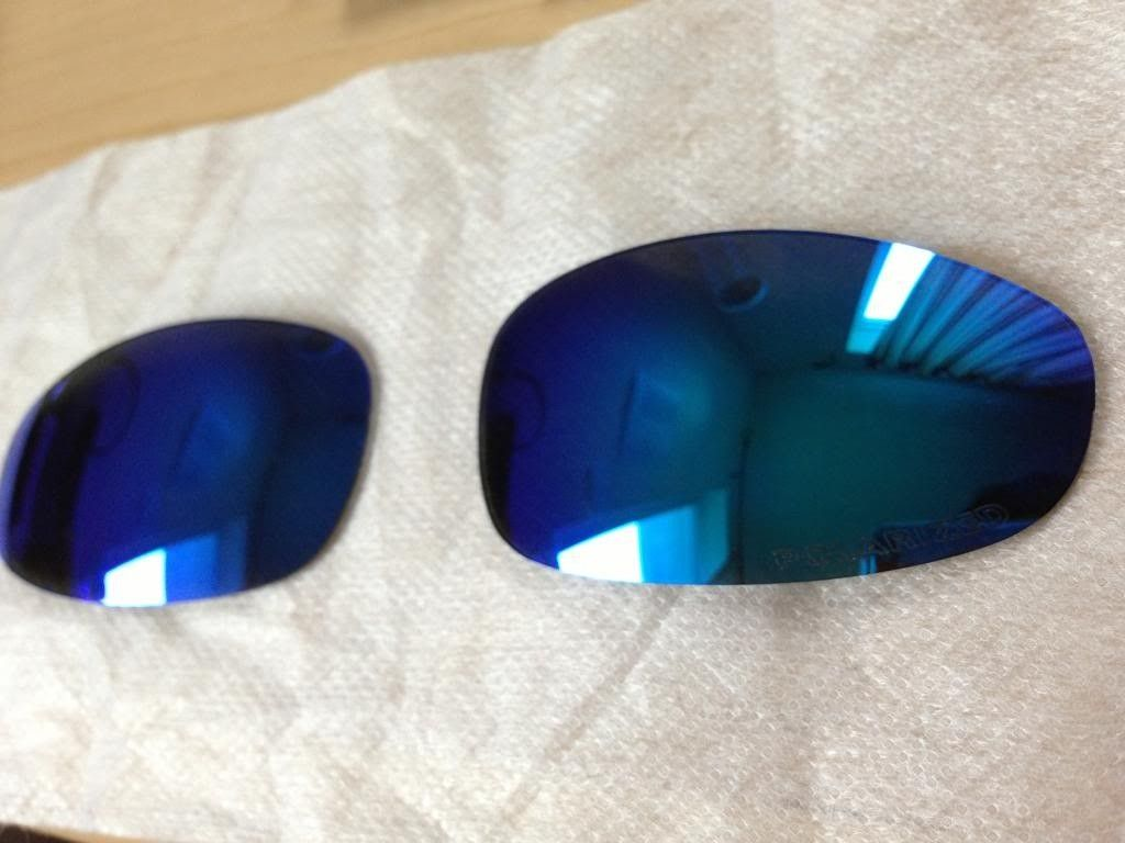 Customxlense (evolense) Juliet Ice Blue Polarized Lens Kit - photo5.jpg