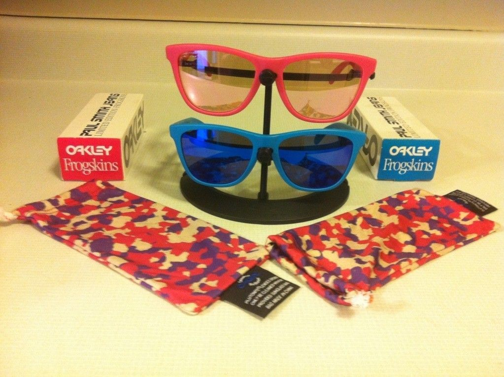 Paul Smith Jeans Frogskins Pink And Blue Pairs - photo_zps8811c49e.jpg